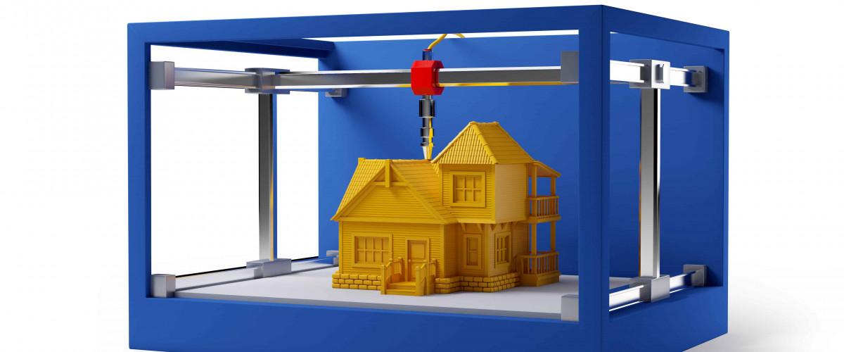 3D Yazıcılar ile Ev Yapmak Artık Mümkün Mü?