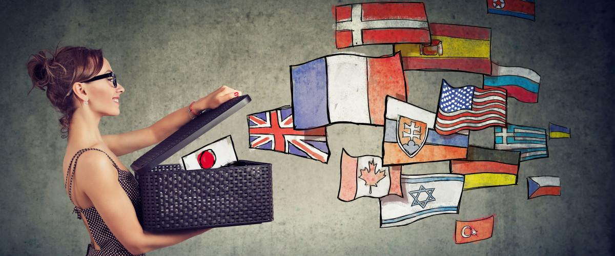 Bugünkü Konuşmanızı Türkçe mi Alırdınız İngilizce mi?