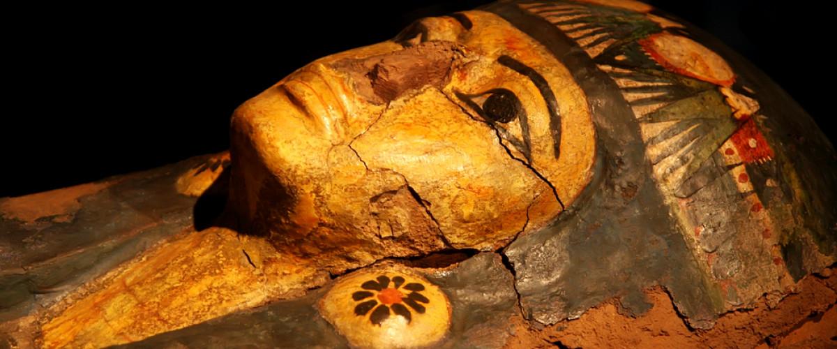 Mısır'da 2500 Yıllık Mumyalar Bulundu