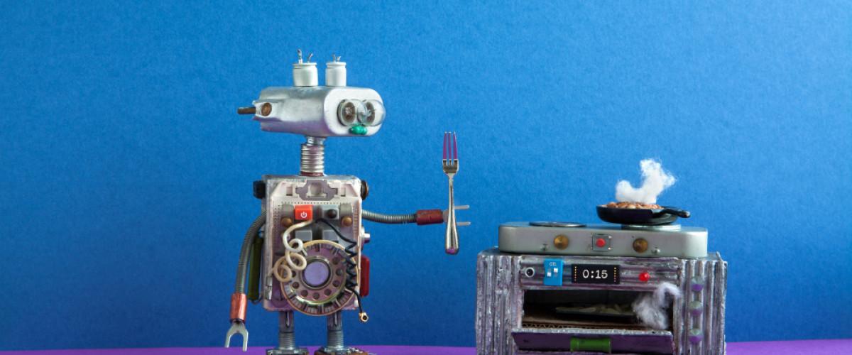 Robot Aşçılar ile Tanışmaya Hazır Olun!