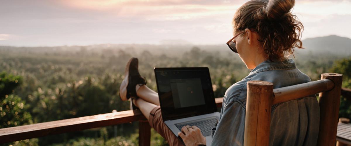Uzaktan Çalışırken Verimli Olmanızı Sağlayan 6 Beceri
