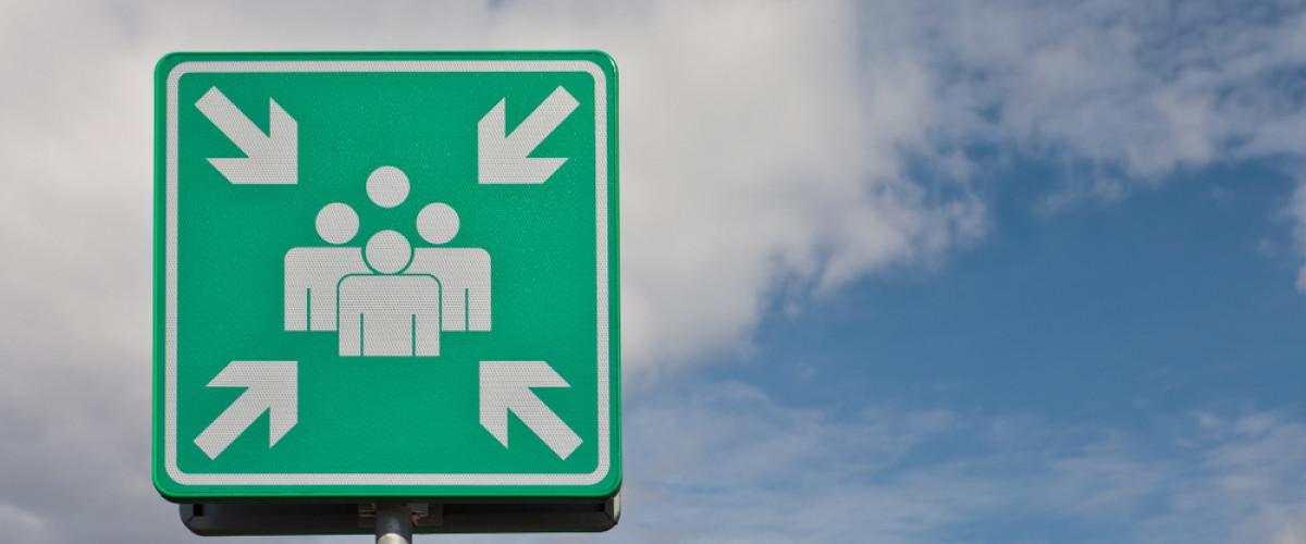 (Gerçekten) Hayat Kurtaran Bilgilerde Bugün: Afet ve Acil Durum Toplanma Alanları