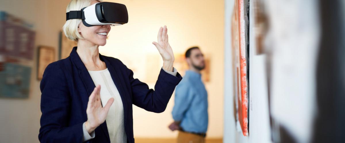 Dünyanın İlk Etkileşimli Sanal Müzesi VOMA Açılıyor