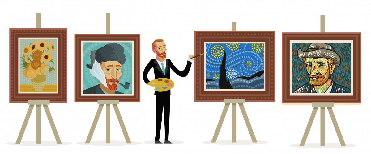 Van Gogh'un Hayatı ve Eserleri Hakkında Az Bilinenler